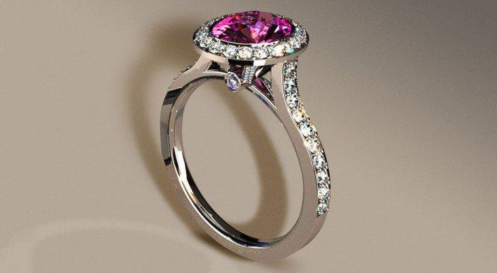 Jewelry Cad dream pierścionek
