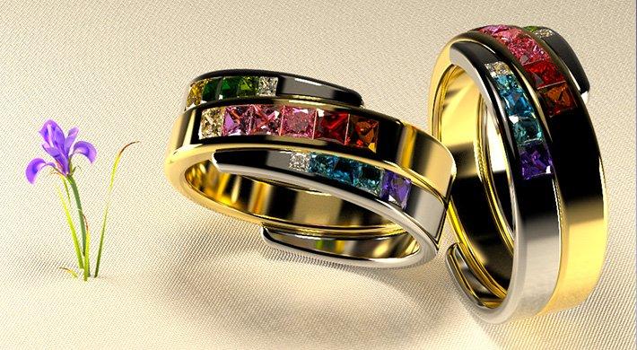 projektowanie biżuterii bransoletka