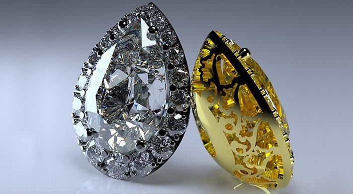 projektowanie biżuterii jewelry cad