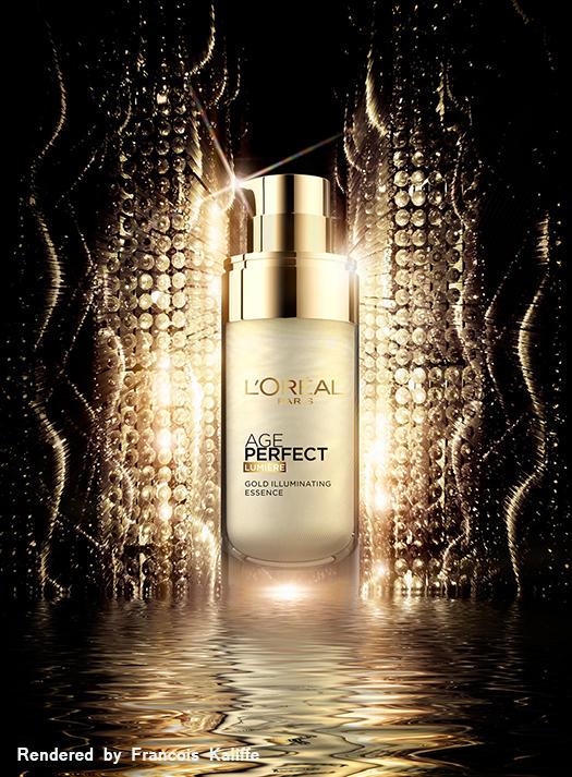 KeyShot rendering perfumy