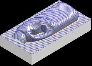ZW3D CAD/CAM - obróbka wykańczająca7