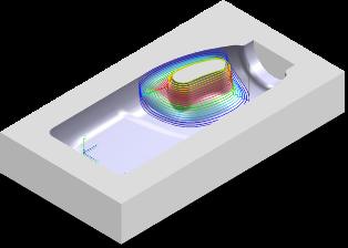 ZW3D CAD/CAM - obróbka wykańczająca12