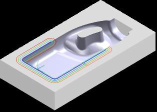 ZW3D CAD/CAM - obróbka wykańczająca14