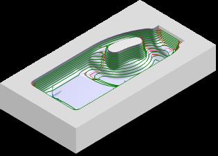 ZW3D CAD/CAM - obróbka wykańczająca17