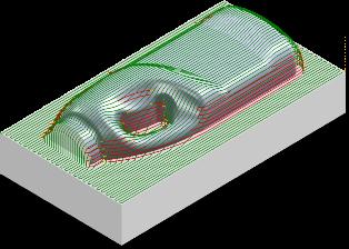 ZW3D CAD/CAM - obróbka wykańczająca4