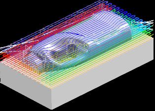 ZW3D CAD/CAM - obróbka zgrubna