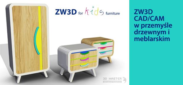 ZW3D projektowanie mebli
