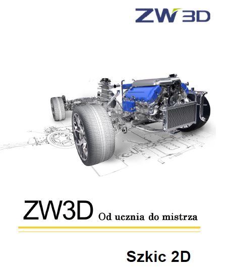 Szkic 2D w ZW3D CAD/CAM
