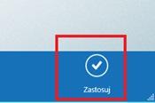 Akceptacja zmian nowa opcja wydajności karty graficznej do zw3d