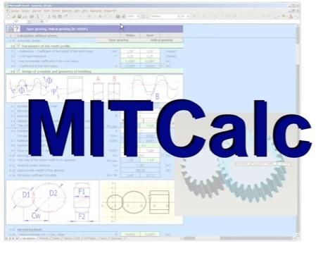 MITcalc obliczenia techniczne excel - ZW3D 2019 PL: Zintegrowany
