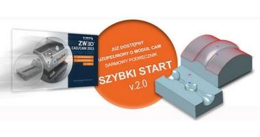 Szybki start z ZW3D - podręcznik