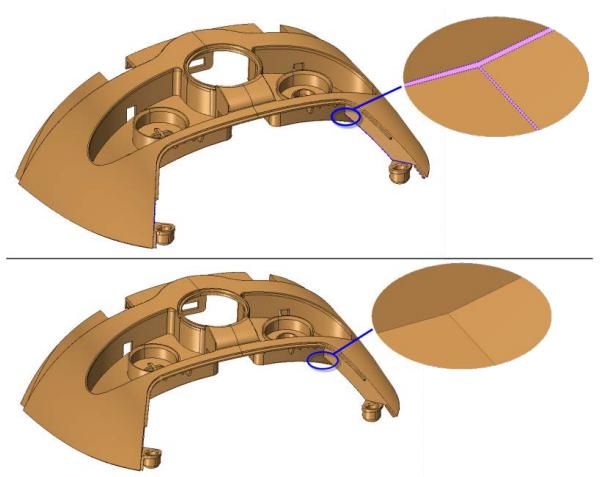 Hybrydowy projekt formy w ZW3D CAD/CAM