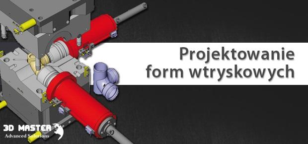Forma wtryskowa CAD2