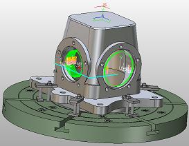 Frezowanie CNC i zmienna baza