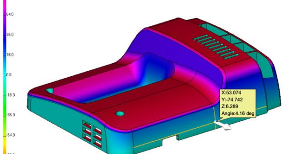 Projektowanie 3D w programie 3D ZW3D CAD/CAM