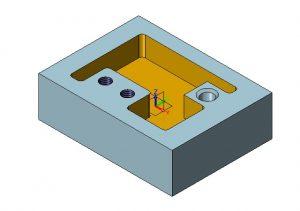 Usuwanie resztek materiału w operacjach 2.5 osiowych