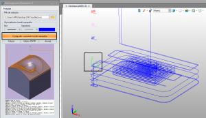 Wczytanie kodu NC w ZW3D CAD/CAM