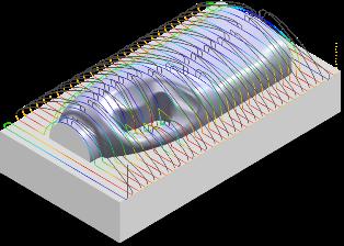 ZW3D CAD/CAM - obróbka wykańczająca6