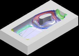 ZW3D CAD/CAM - obróbka wykańczająca8