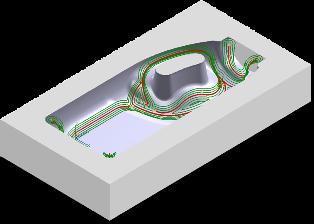 ZW3D CAD/CAM - obróbka wykańczająca10