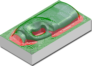 ZW3D CAD/CAM - obróbka wykańczająca11