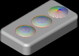 ZW3D CAD/CAM - obróbka wykańczająca13