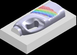 ZW3D CAD/CAM - obróbka wykańczająca15