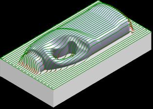 ZW3D CAD/CAM - obróbka wykańczająca16
