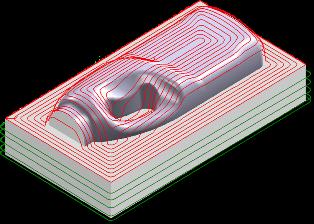 ZW3D CAD/CAM - obróbka wykańczająca19