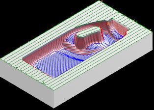 ZW3D CAD/CAM - obróbka wykańczająca1