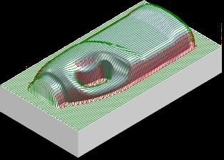 ZW3D CAD/CAM - obróbka wykańczająca5