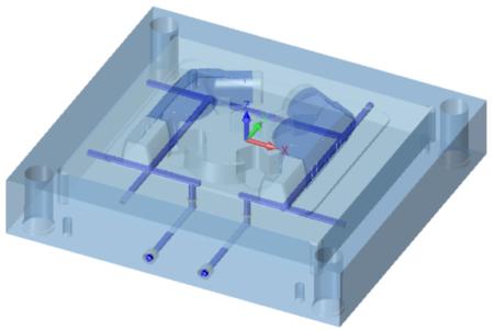 Dynamiczne kanały chłodzące ZW3D