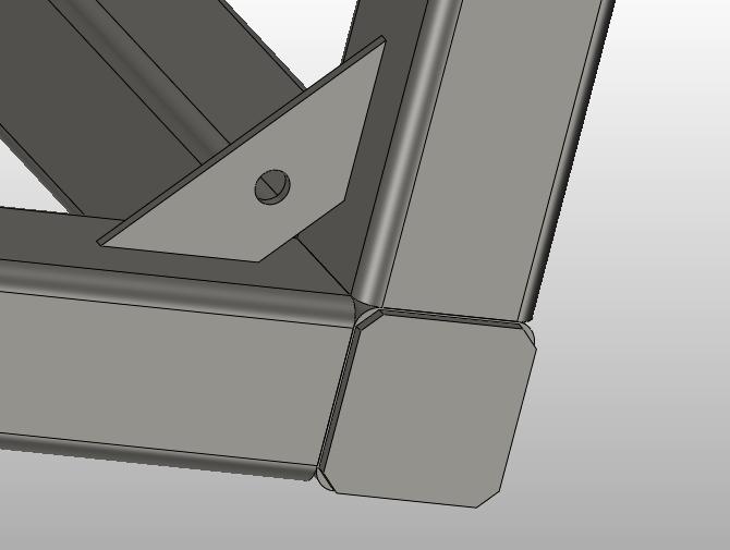Wspornik i zaślepka w ZW3D CAD/CAM