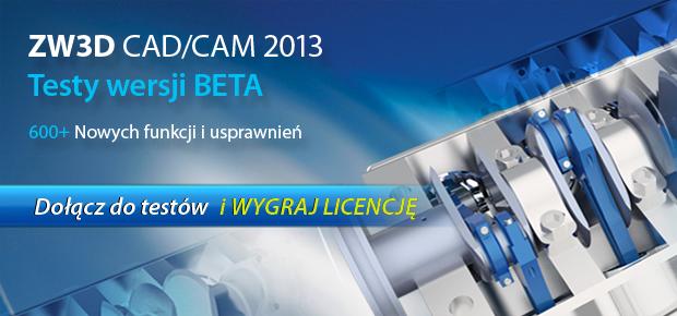 testowanie ZW3D 2013