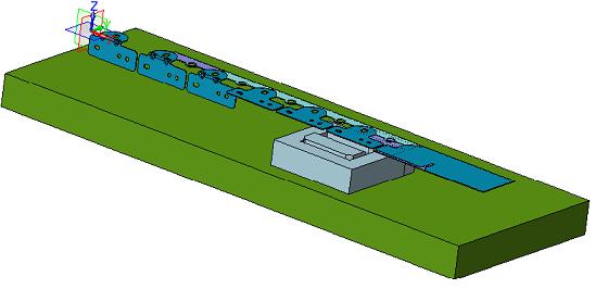 Projektowanie tłoczników w ZW3D CAD/CAM