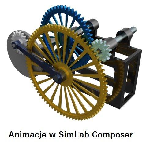 Tworzenie animacji w Sim Lab Composer