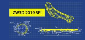 ZW3D 2019 - 6 trików w ZW3D 2019 CAM dla większej efektywności obróbki