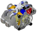 ZW3D CAD/CAM 2019 uproszczenie wyświetlania bezkrawędziowe