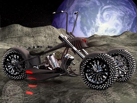 Projekt motocykla w ZW3D CAD/CAM
