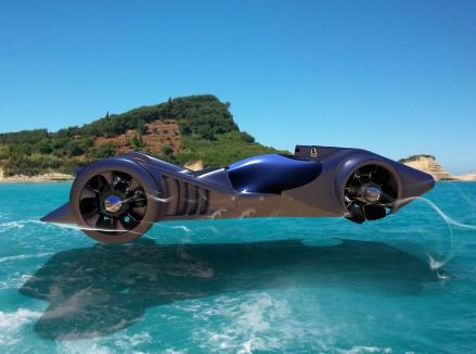 Projekt samochodu w ZW3D